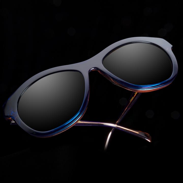 F 2004 bevel specs eyewear 7649