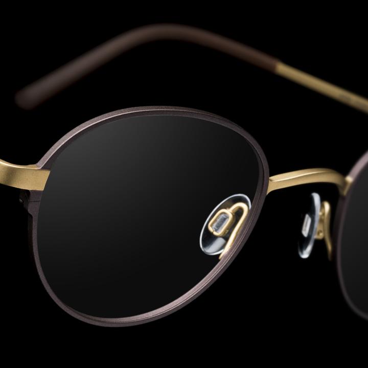 F 2004 bevel specs eyewear 7735