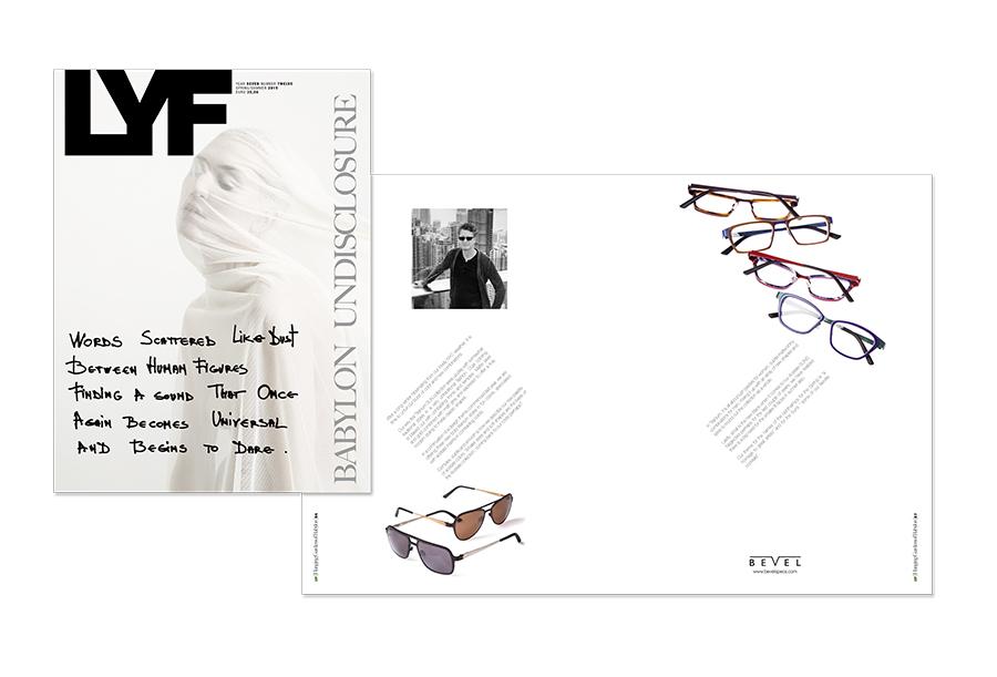 Bevel featured in lyfmagazine.com