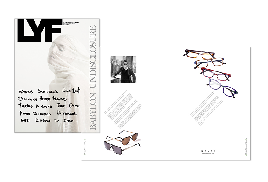 Bevel featured in lyfmagazine.com