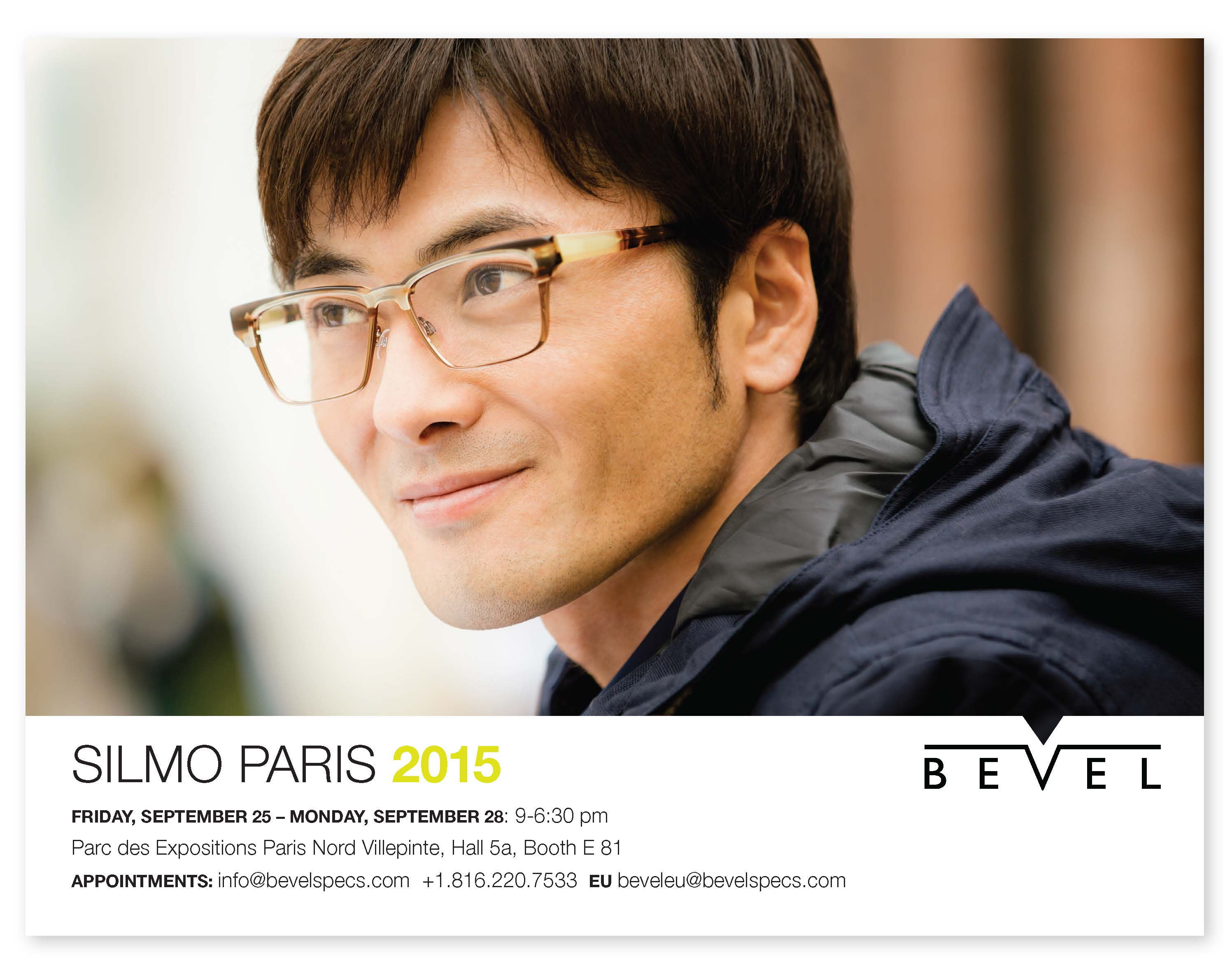 Bevel in Paris
