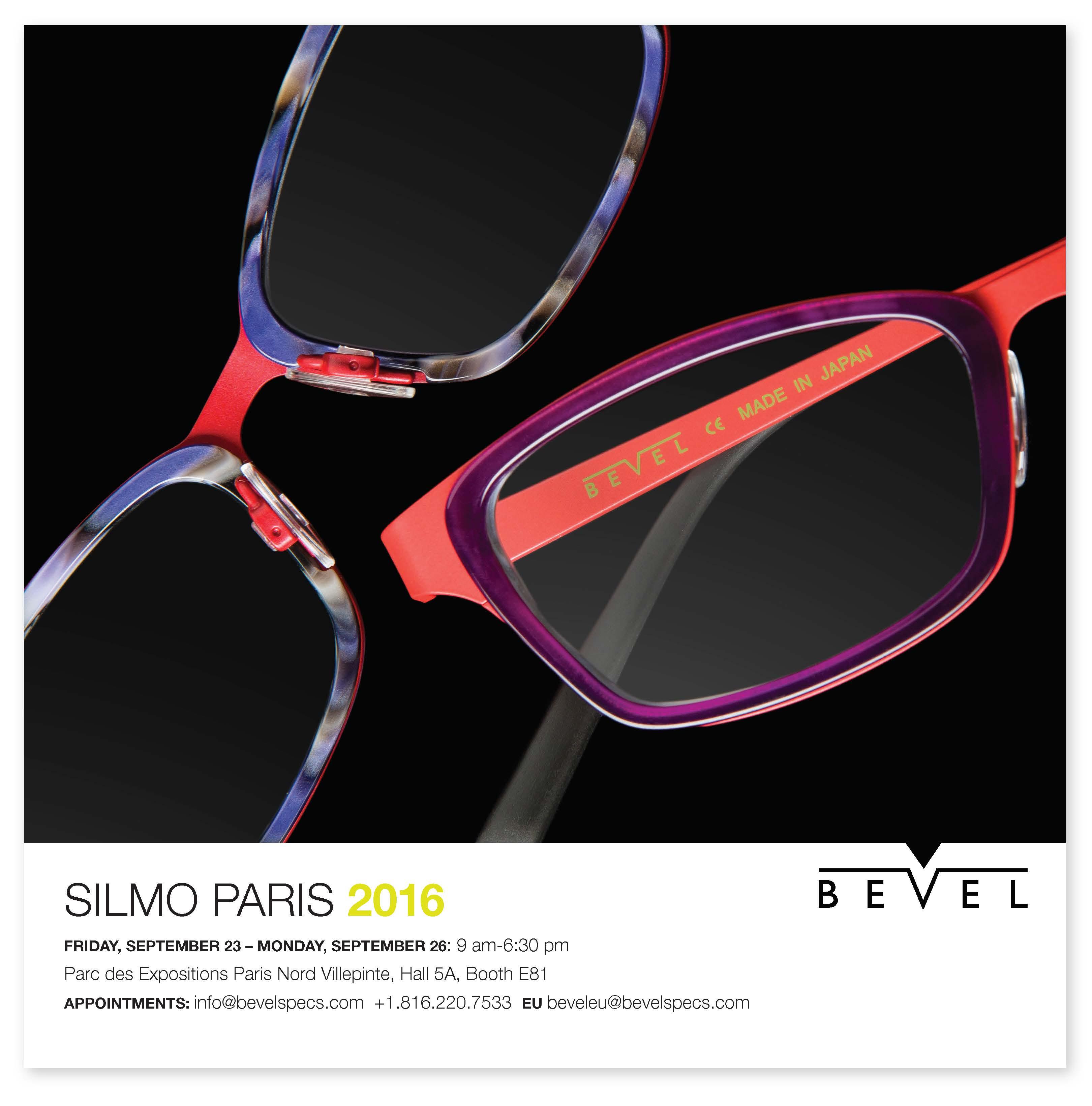 Upcoming Shows! Paris Silmo