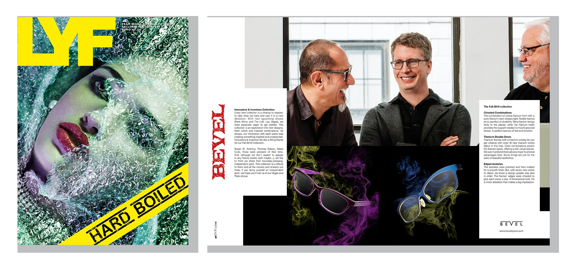 LYF Magazine, Fall 2016