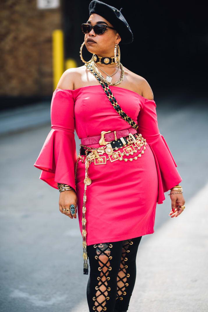 Bevel at NYC Fashion Week