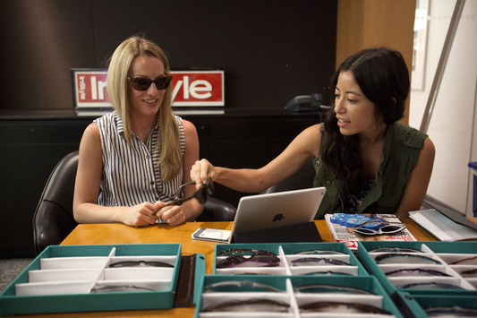 InStyle Sunglass Fitting