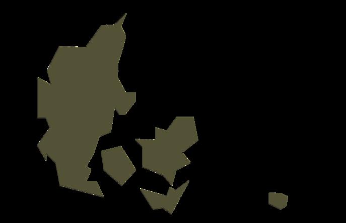 Denmark maps